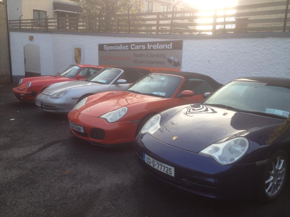 Specialist Cars Ireland Sales